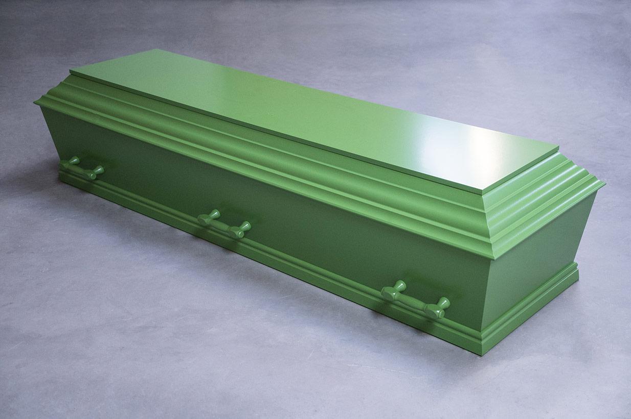 Groen flex med 6 greb