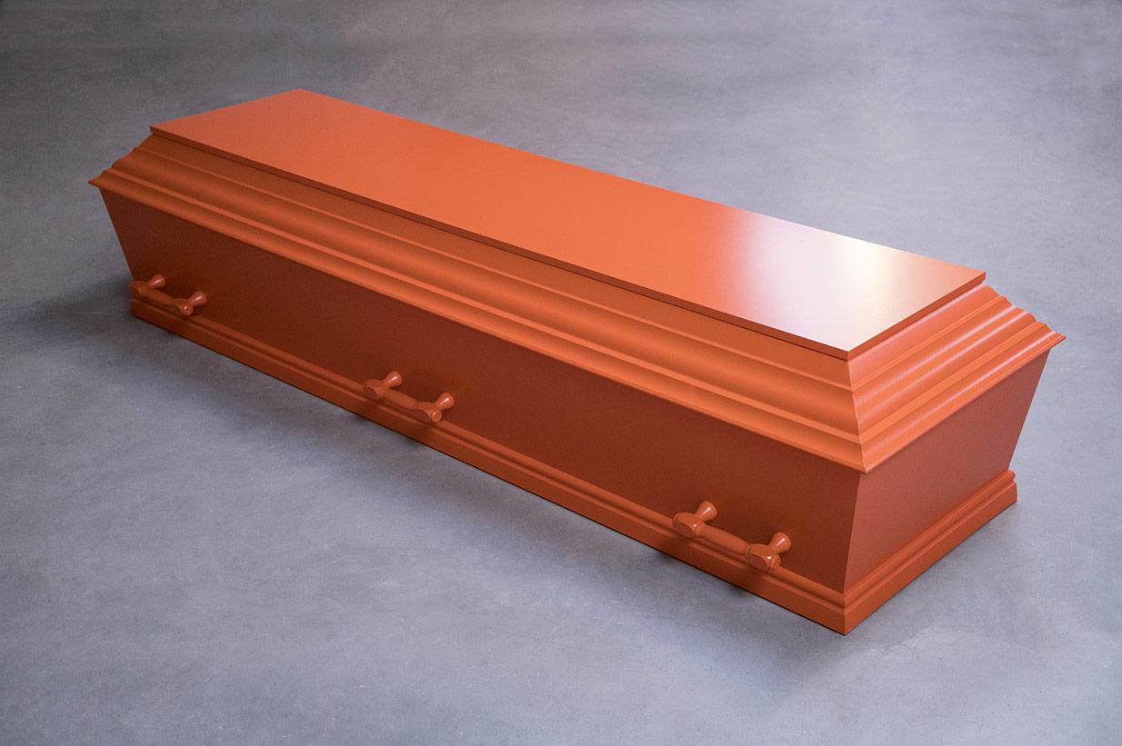 Orange flex med 6 greb