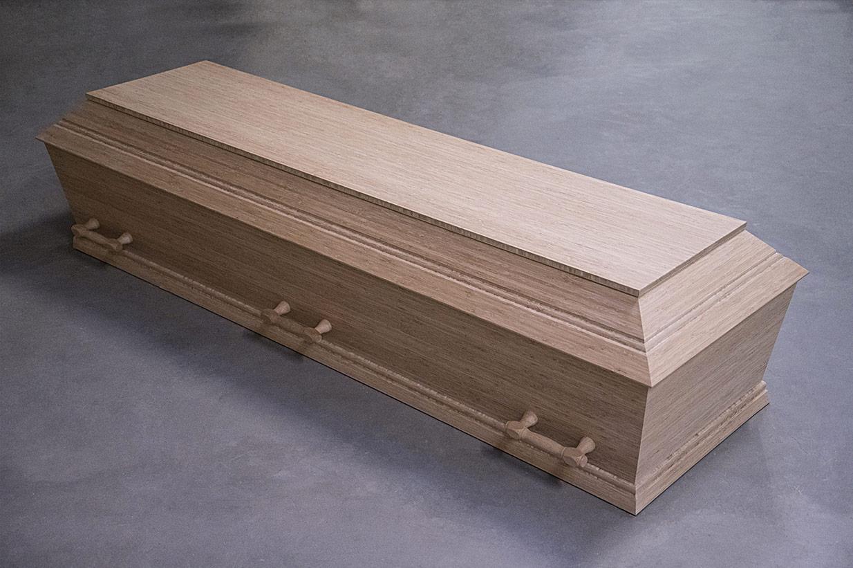 Kiste i bambus