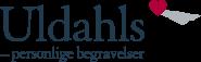 Uldahls – personlige begravelser Logo